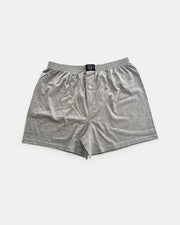 Coast Clothing Knit Boxer Short Grey