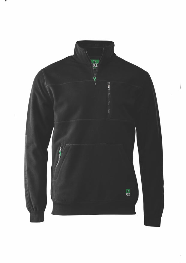 FXD WF2 QUARTER ZIP FLEECE