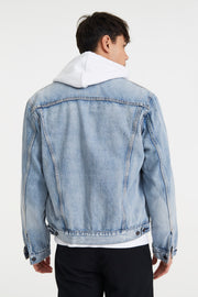 LEVI'S IRONIC ICONIC TRUCKER JACKET