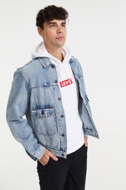 levis ironic iconic trucker jacket