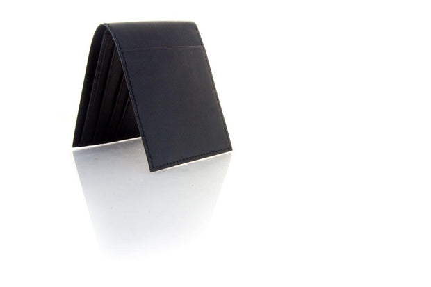 LOOP LEATHER BOB WALLET BLACK