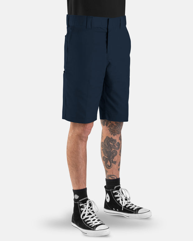 voss store menswear and workwear Sydney DICKIES WR852 MECHANICAL WORK SHORT DARK NAVY