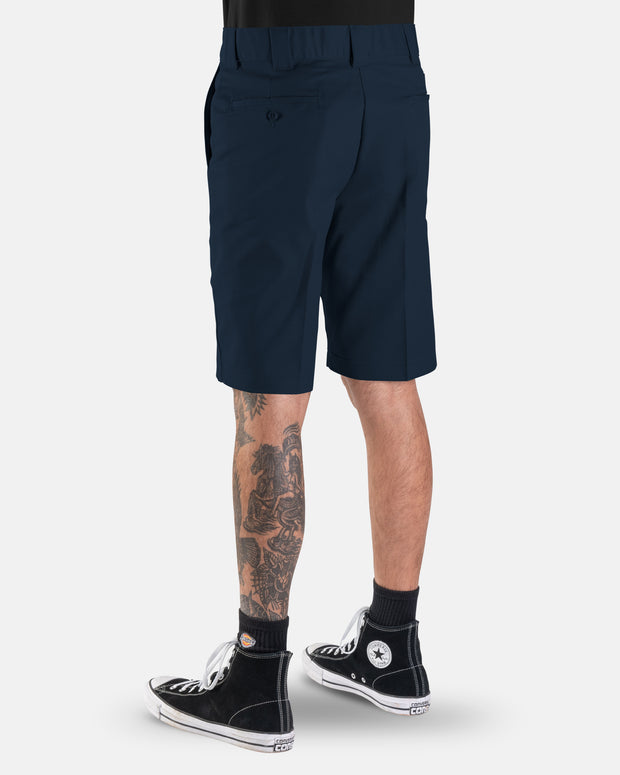 DICKIES WR852 MECHANICAL WORK SHORT DARK NAVY