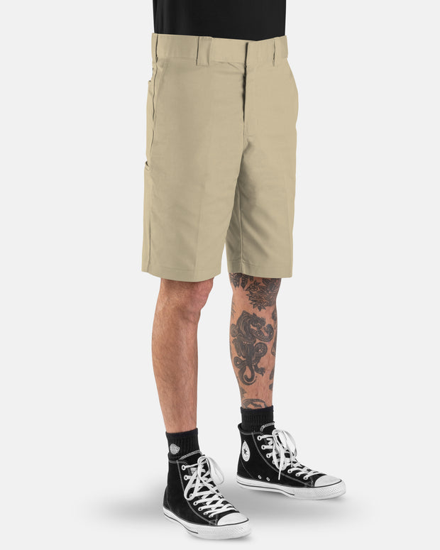 voss store menswear and workwear Sydney DICKIES WR852 MECHANICAL WORK SHORT DESERT SAND