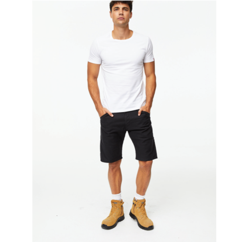 LEVIS WORKWEAR 505 UTILITY SHORT BLACK