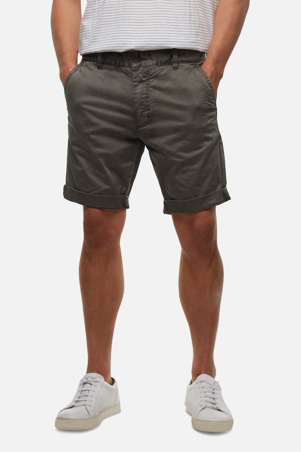 industries washed Cuba chino short sage