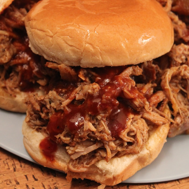 Pulled Pork BBQ Meal Kit - (Serves 4)