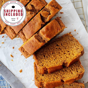 Pumpkin Fruit Bread - 2 Loaves