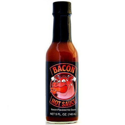 Bacon Hot Sauce