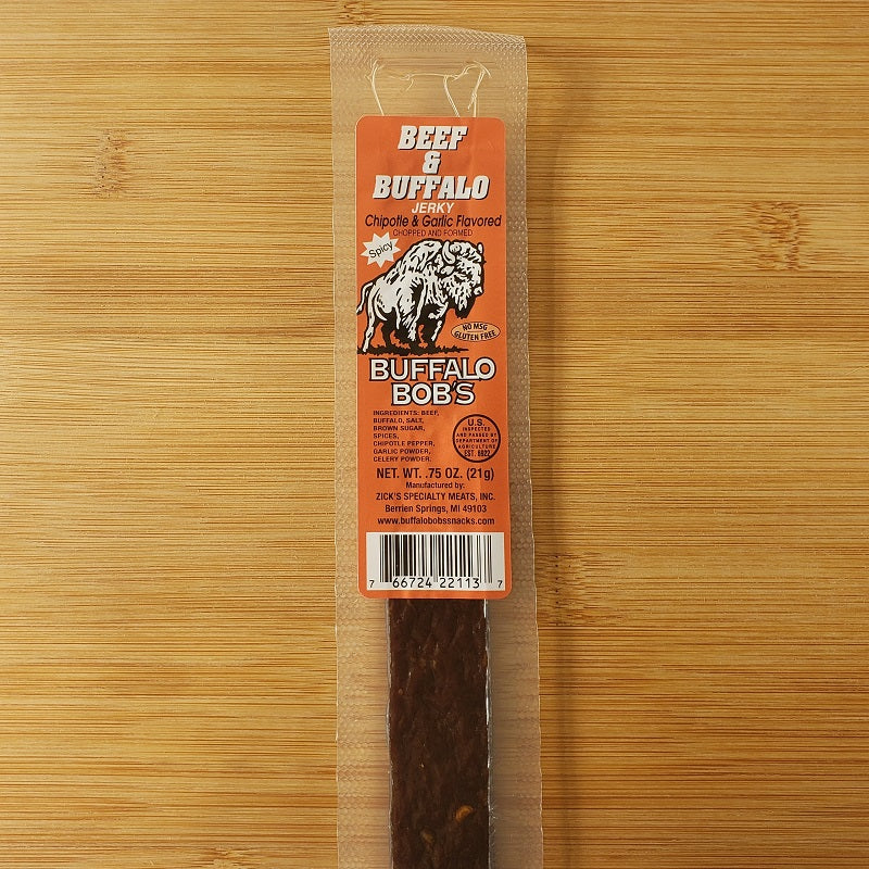 Buffalo Chipotle & Garlic Jerky Strip
