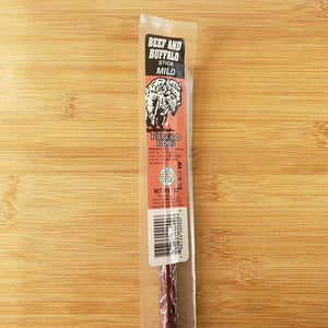 Mild Buffalo and Beef Jerky Stick