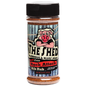 Rack Attack Rib Rub