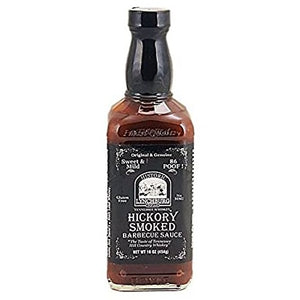 Historic Lynchburg Hickory Smoked BBQ Sauce