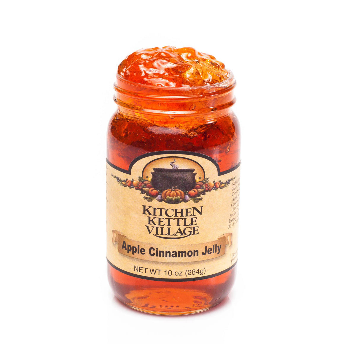 Apple Cinnamon Jelly