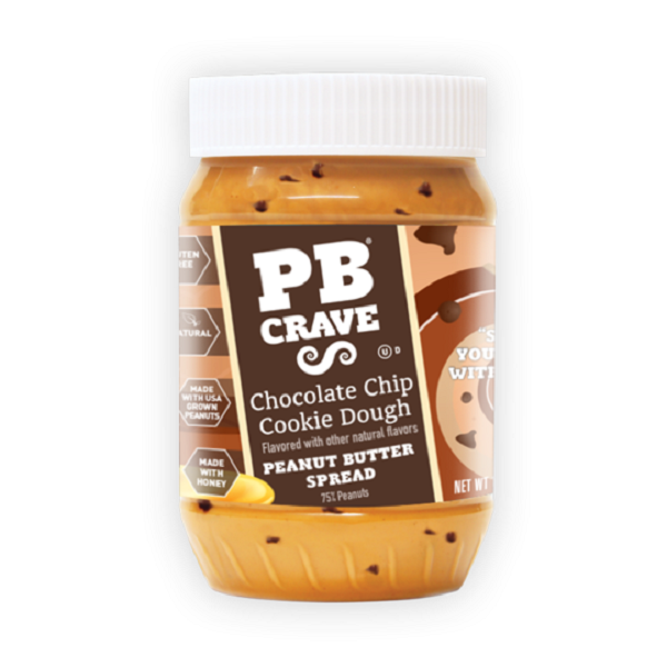 Chocolate Chip Cookie Dough Peanut Butter