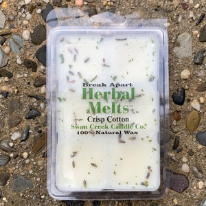 Crisp Cotton Soy Wax Melts