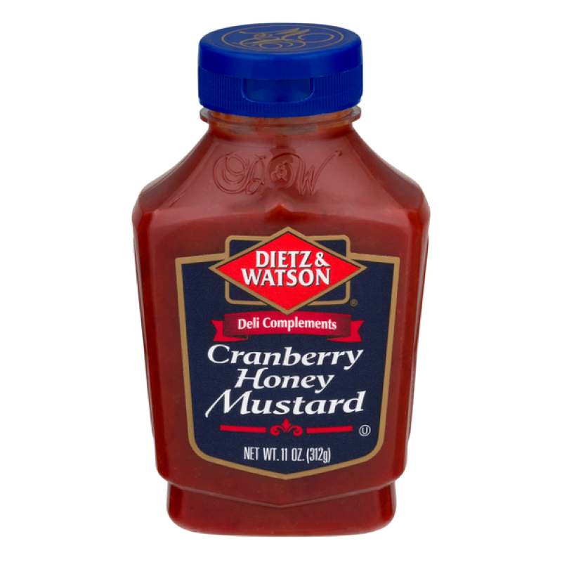 Cranberry Honey Mustard