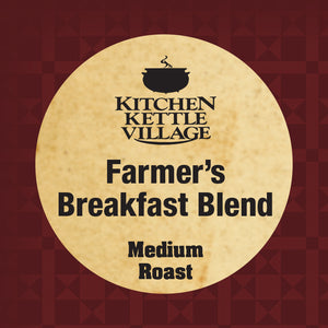 Farmer's Breakfast Blend K-Cups