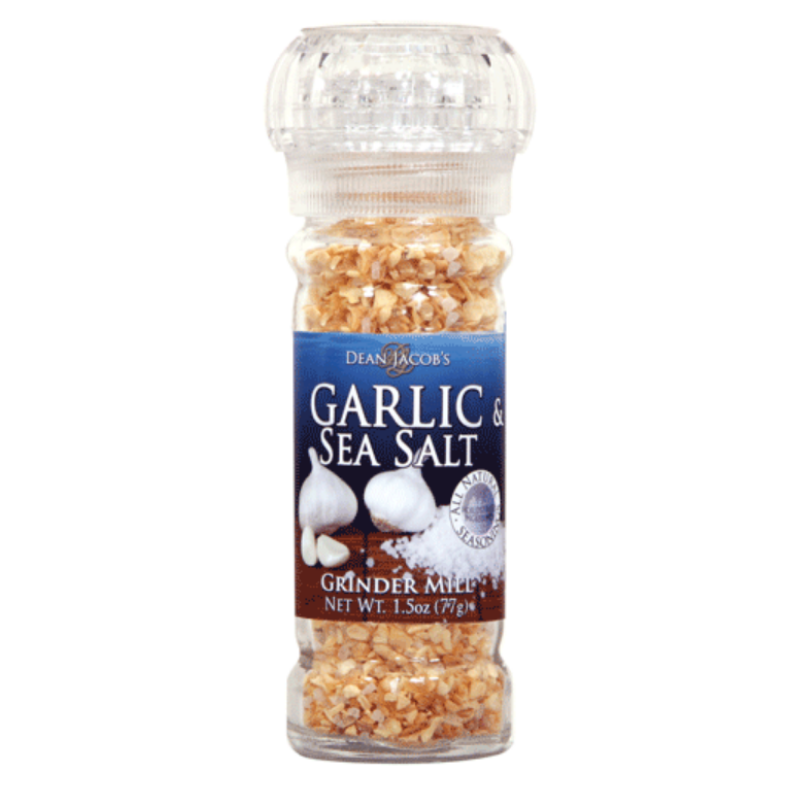Garlic and Sea Salt Grinder
