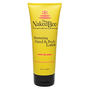 Naked Bee Grapefruit Blossom Hand & Body Lotion