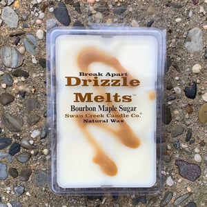 Bourbon Maple Sugar Soy Wax Melts