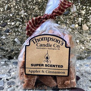 Apples & Cinnamon Super Scented Wax Crumbles