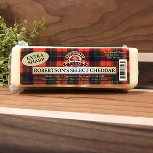 Robertson's Extra Sharp Cheddar