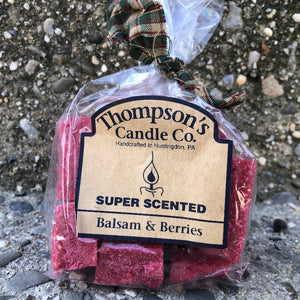 Balsam & Berries Super Scented Wax Crumbles
