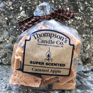 Caramel Apple Super Scented Wax Crumbles