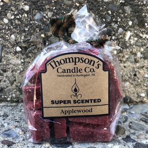 Applewood Super Scented Wax Crumbles
