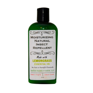 Natural Insect Repellent - Lemongrass
