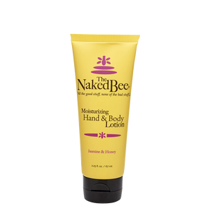 Naked Bee Jasmine & Honey Hand & Body Lotion