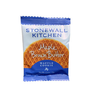 Maple Brown Butter Waffle Cookie