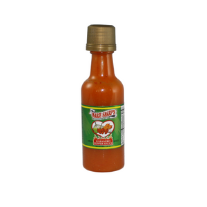 Mild Habanero Pepper Mini Hot Sauce