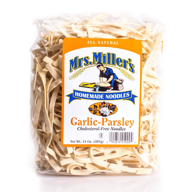 Mrs. Miller's Garlic & Parsley Noodles