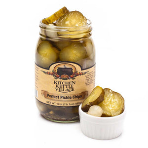 Perfect Pickle Chips