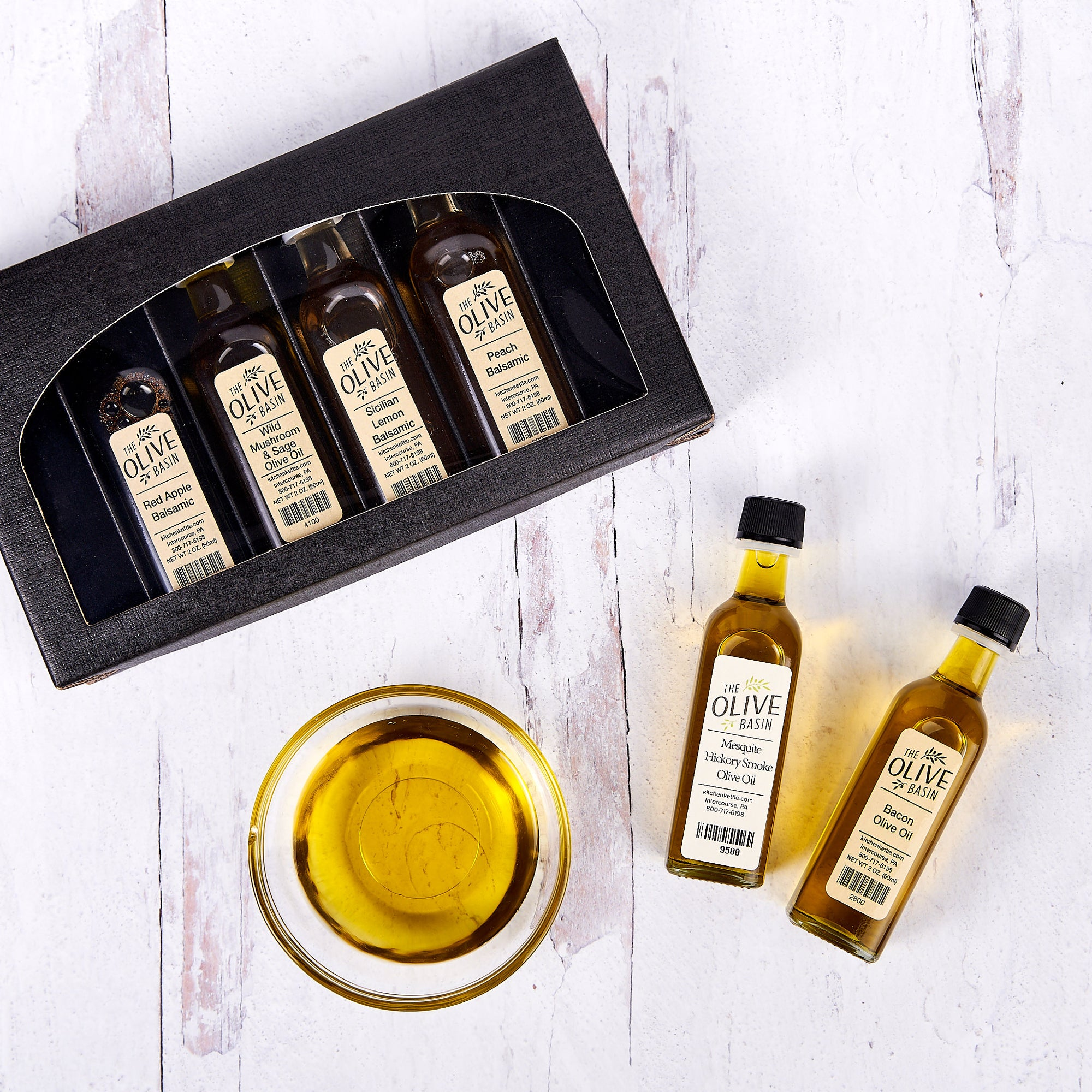 The Oil & Vinegar Grilling Collection