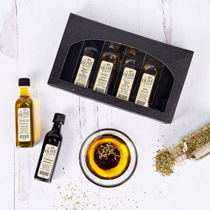 The Oil & Vinegar Italian Herb Collection