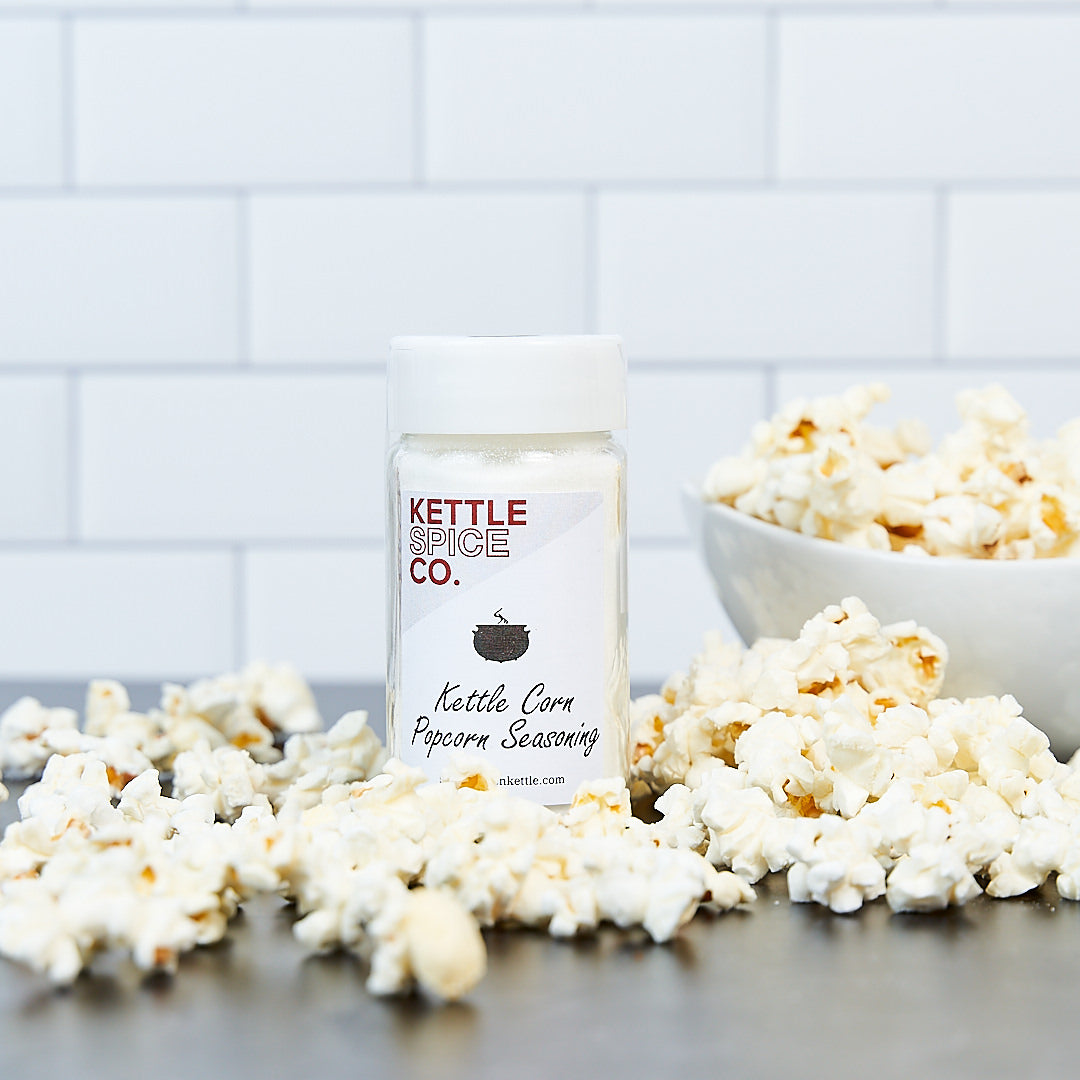Kettle Corn Popcorn Seasoning