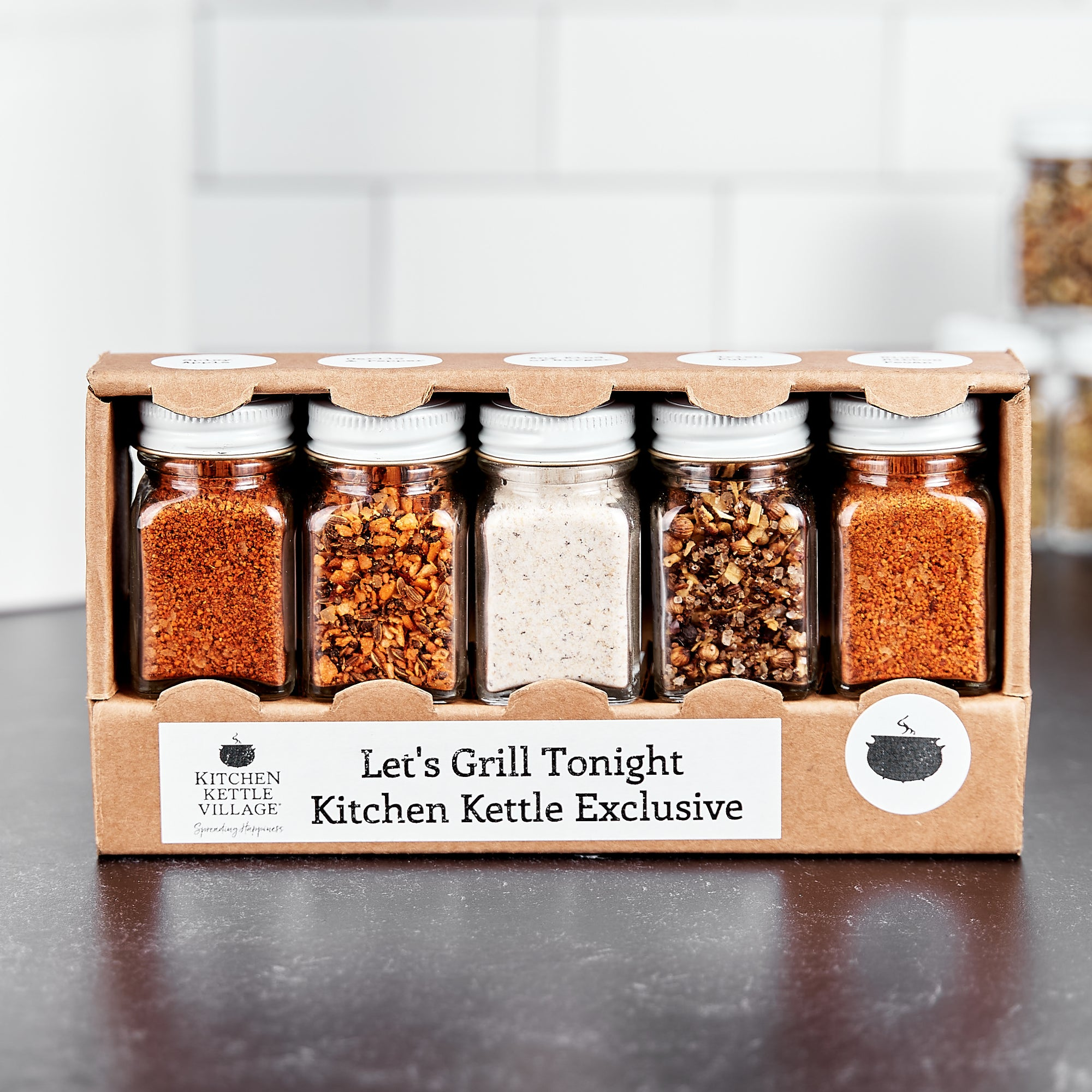 Let's Grill Tonight - Exclusive Spice Collection