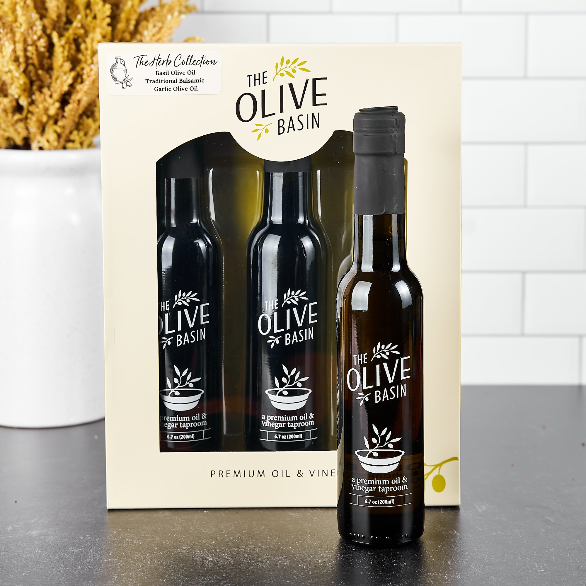The Herb Collection - Oil & Vinegar Trio