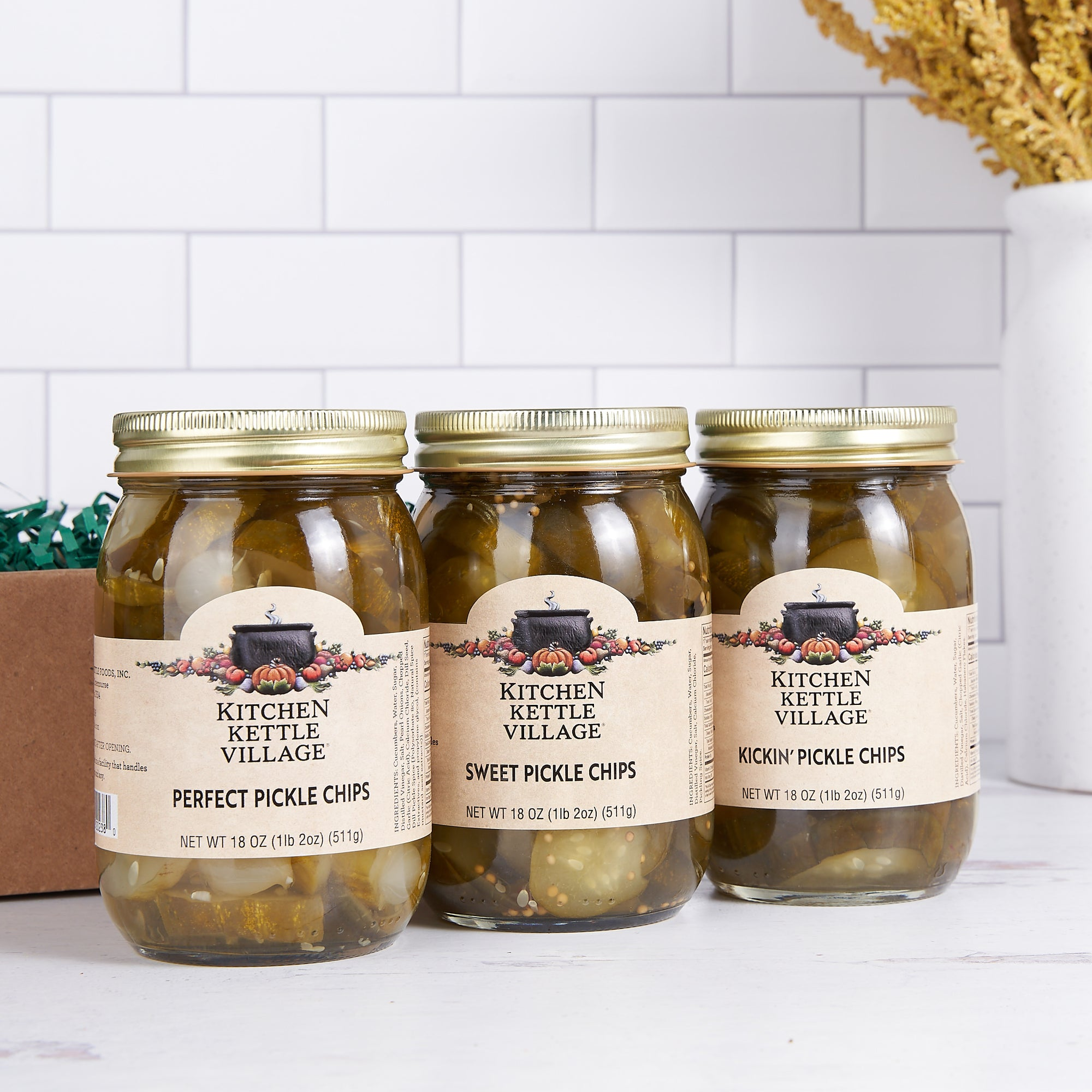 Pickle Collection Gift Box