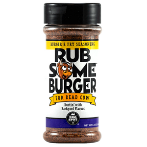 Rub Some Burger Seasoning