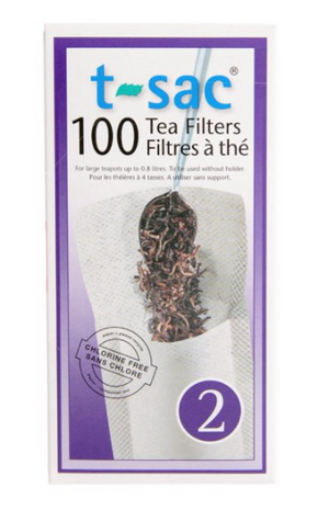T-Sac Loose Leaf Tea Filters