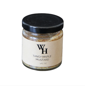 Tangy Maple Mustard
