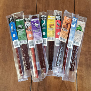 The Hunt - Exotic Jerky Collection