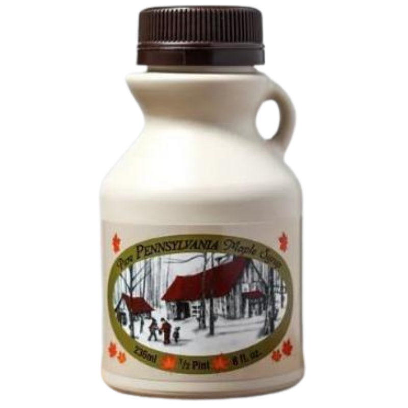 Pure Pennsylvania Maple Syrup