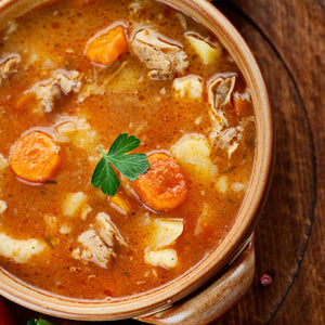 Vegetable Beef Soup - By the Quart