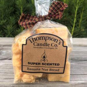 Banana Nut Bread Super Scented Wax Crumbles