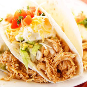 Chicken Soft Taco Kit - (Serves 4)